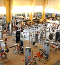 Health Club Facilities