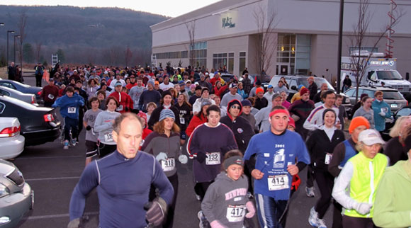 14th Annual Malibu Fitness Thanksgiving 5k